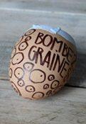 Bombe à graines prêtes à éclore