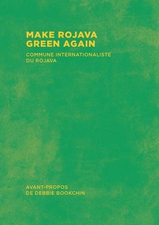 Couverture de Make Rojava Green Again