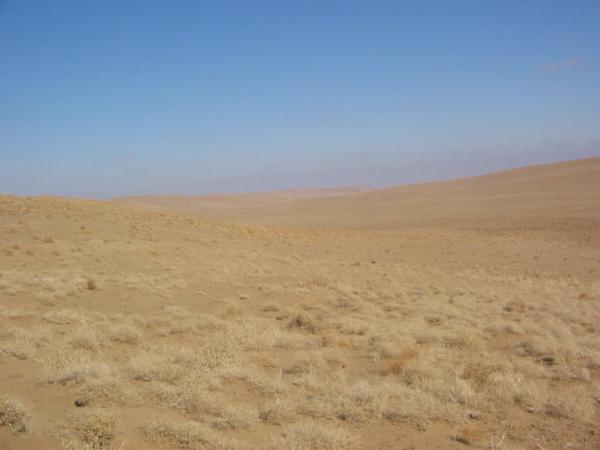 District de Qara Bâgh, Province d'Hérat, Hiver 2005
