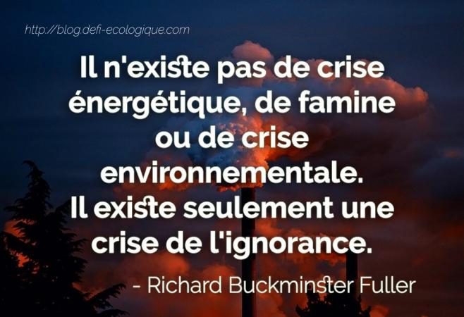 Citation Richard Buckminster Fuller