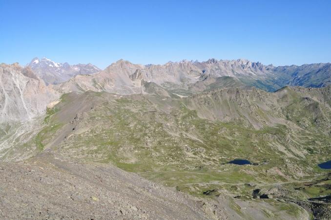 Hautes Alpes dans le Briançonnais