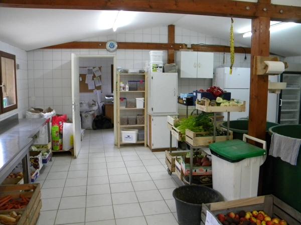 Laboratoire cuisine