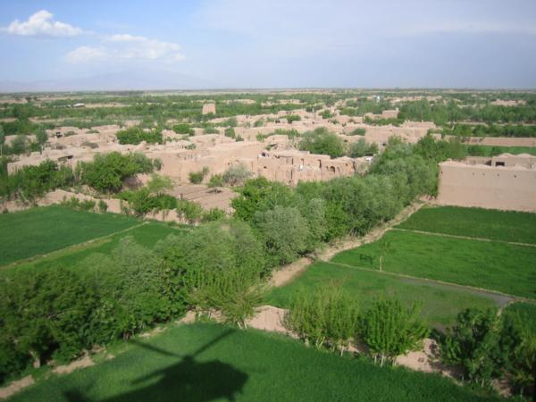 Le printemps afghan est un prodige - Hérat, printemps 2006