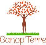 Logo de l'association Canop'Terre