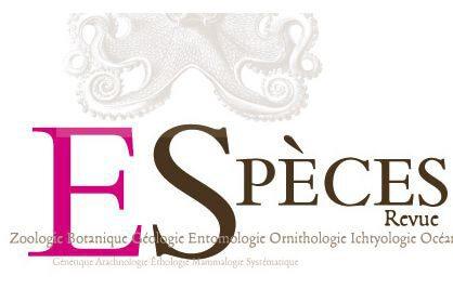 Logo de la revue Espèces