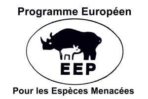 Logo des programmes d'élevage de l'EAZA