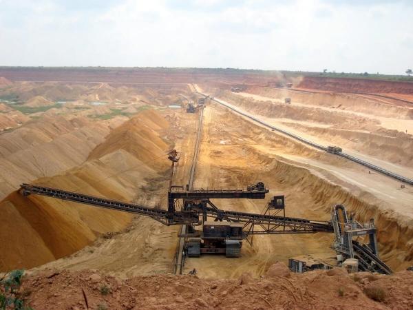 Mine de phosphate au togo