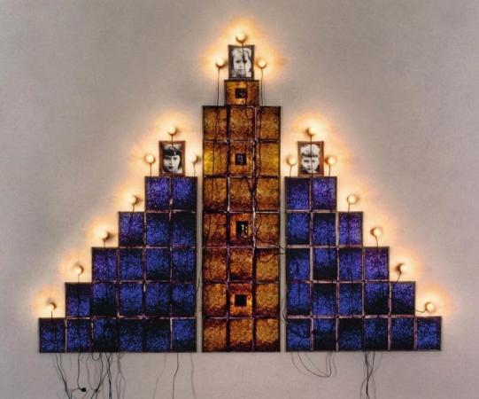 Oeuvre Monument de Christian Botanlski