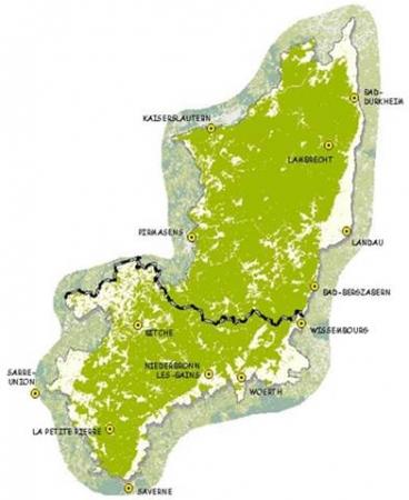 Réserve de Biosphère Transfrontalière Vosges du Nord-Pfälzerwald