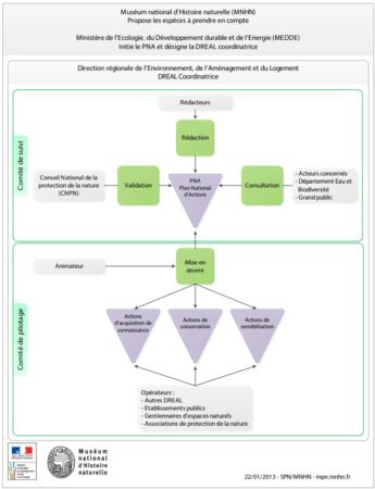 Schéma méthodologique du programme