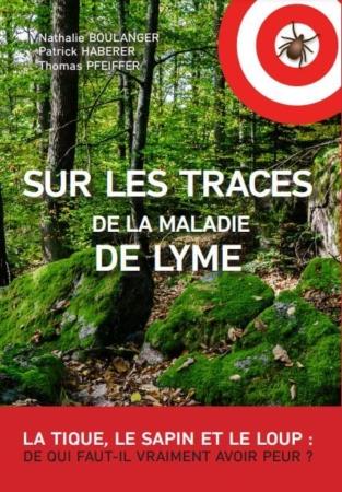 Couverture du livre Sur les traces de la maladie de Lyme