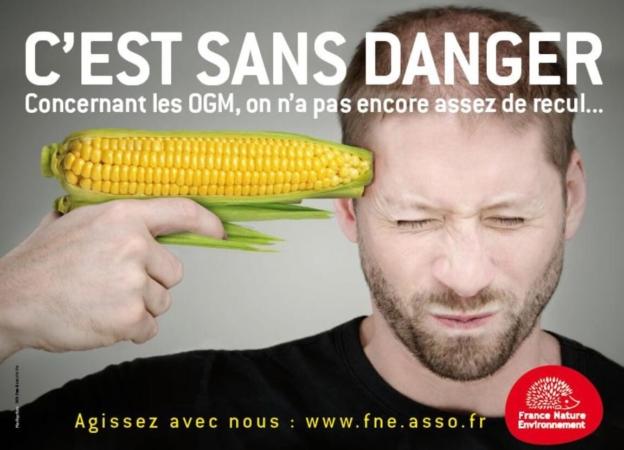 Une des affiches de campagne de sensibilisation de FNE 2011